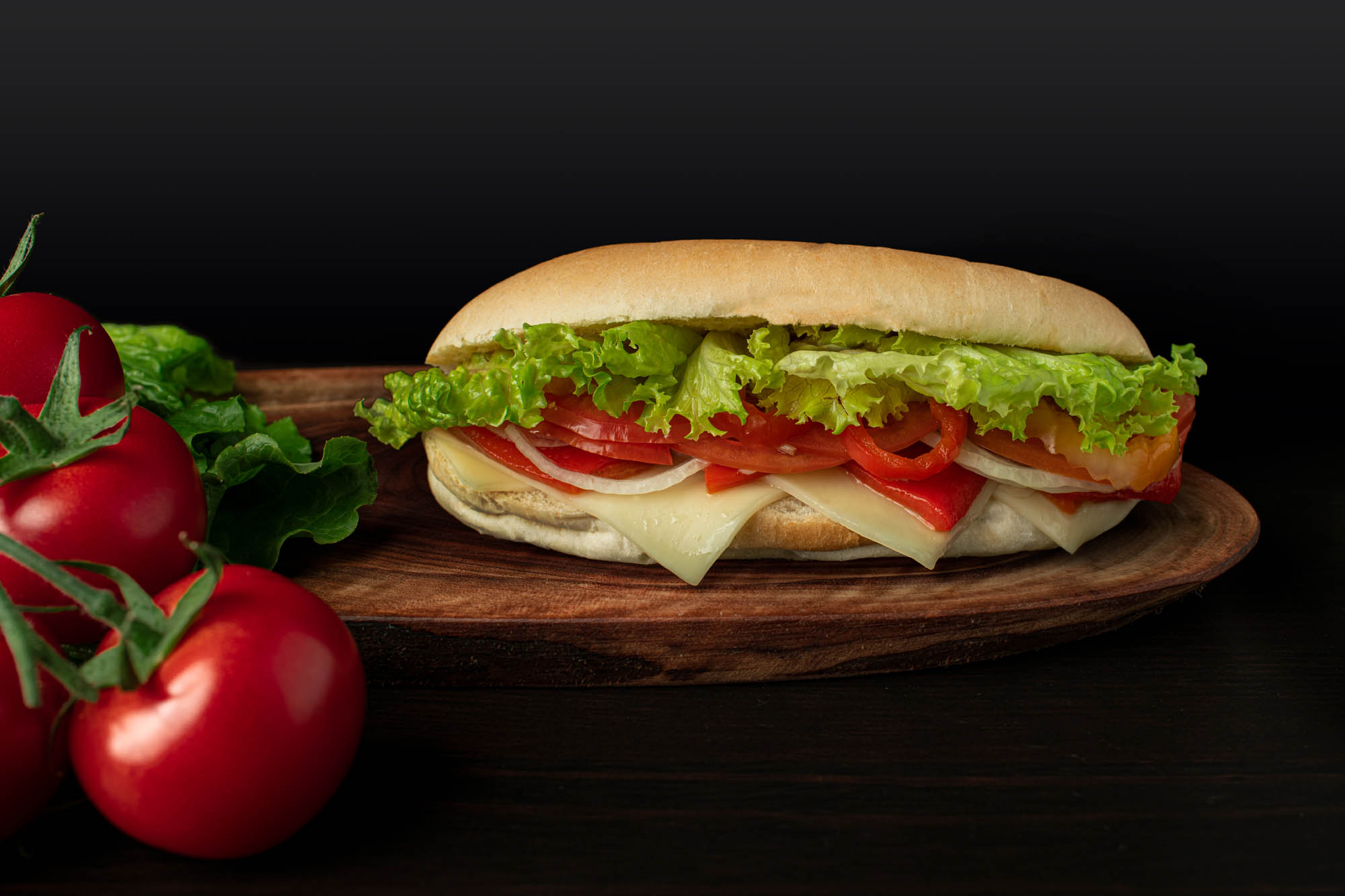 Sandwich 1 background